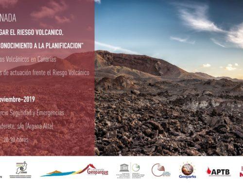 (Español) Jornada Mitigar el Riesgo Volcánico: del Conocimiento a la Planificación