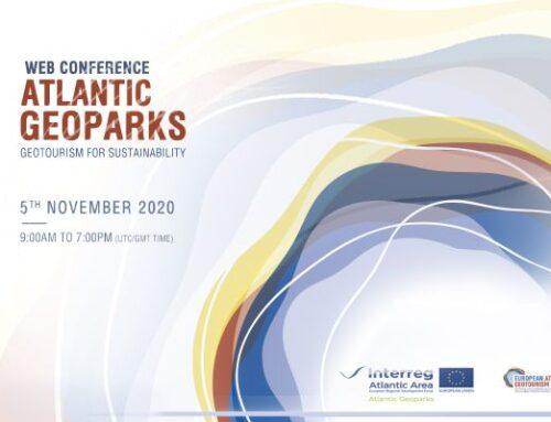 Conferencia  «Geoparques atlánticos – Geoturismo para la sostenibilidad»